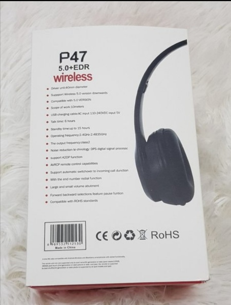 Used New memory card support headset.      . in Dubai, UAE