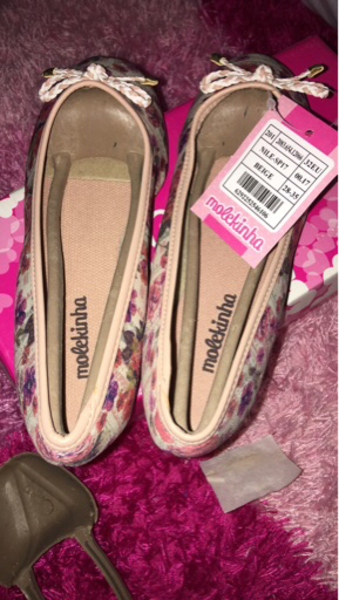 Used Girl shoes size 32EU (new) with box  in Dubai, UAE
