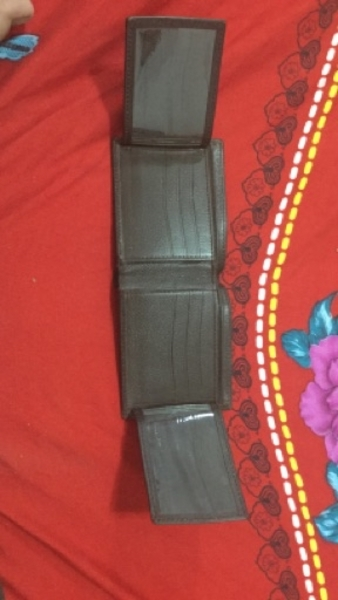Used Genuine leather wallet for men in Dubai, UAE