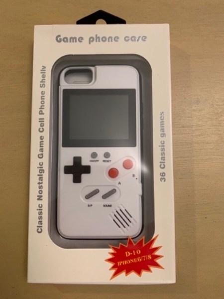 Used Game console iPhone case white in Dubai, UAE