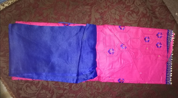 Used Unstiched. churidar. material new pack in Dubai, UAE