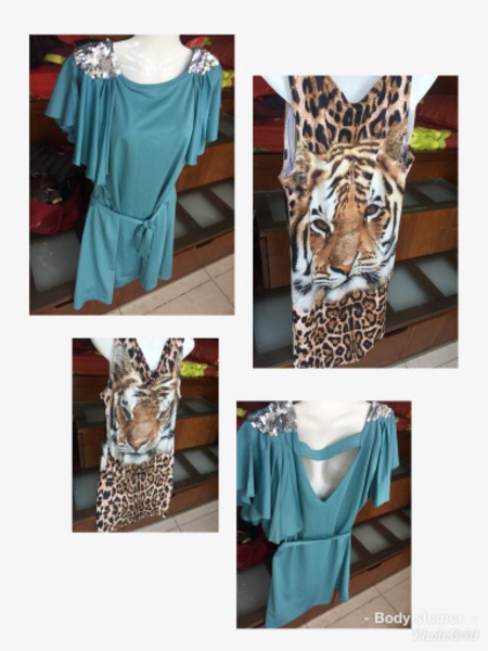 Used 2short Dress uk12 new with tags Best Buy in Dubai, UAE