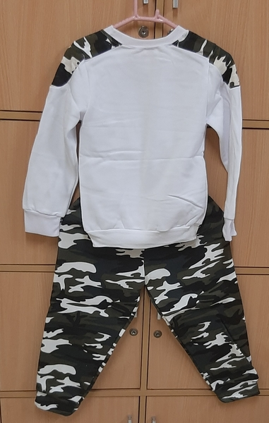 Used 2 pcs track suits for your boy ! in Dubai, UAE