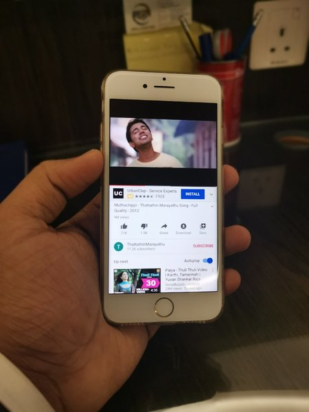 Used Iphone 8 256Gb Gold in Dubai, UAE