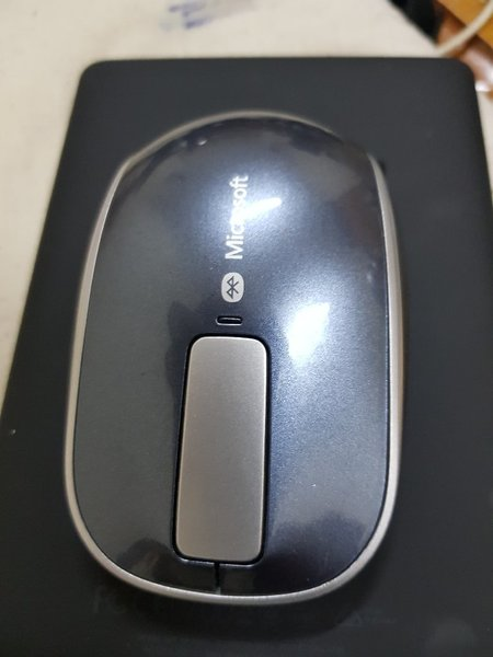 Used Microsoft Sculpt Touch Bluetooth Mouse  in Dubai, UAE