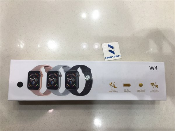 Used W4 smart watch in Dubai, UAE