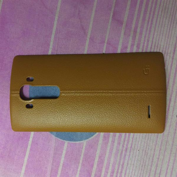Used LG G4-H811 Single Sim 3gb Ram 32gb Memory With Extra Flip Cover Censer One Safe Glass Coated  in Dubai, UAE