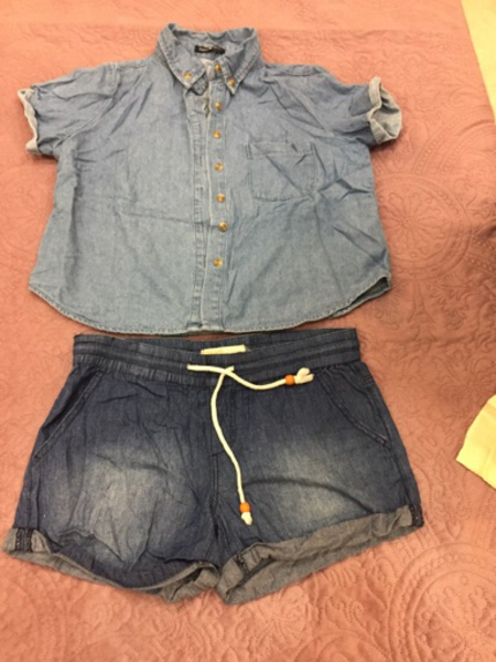 Used Shorts /inners bundle sale size M in Dubai, UAE