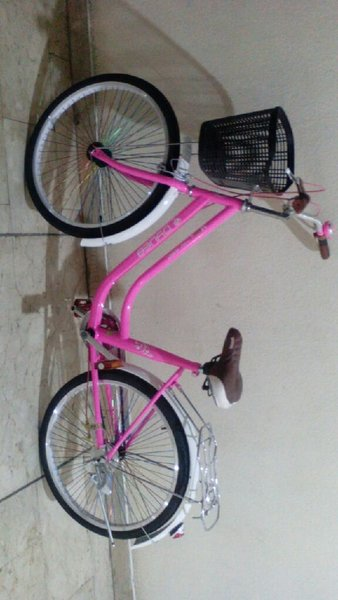 Used Ladies bike 24 inch in Dubai, UAE