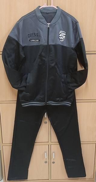 Used Track suits for him, L size ! in Dubai, UAE