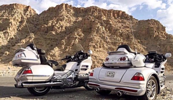 Used Honda Gold Wing Motorcycles And Trike  in Dubai, UAE