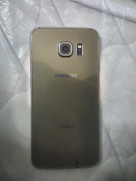 Used Samsung galaxy S6 128GB Gold in Dubai, UAE