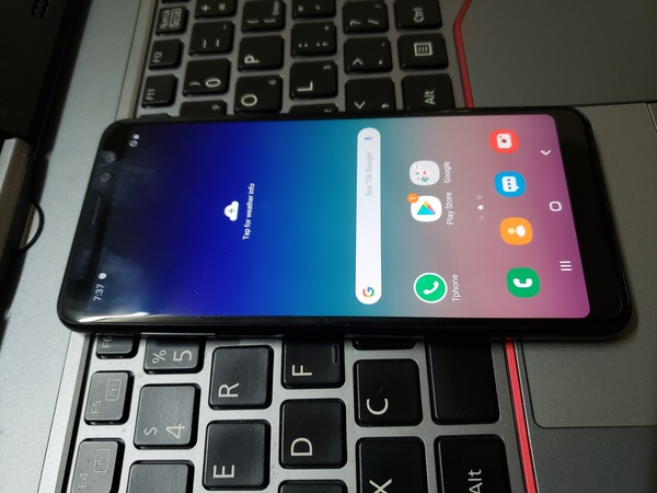 Used Samsung Galaxy A8 in Dubai, UAE