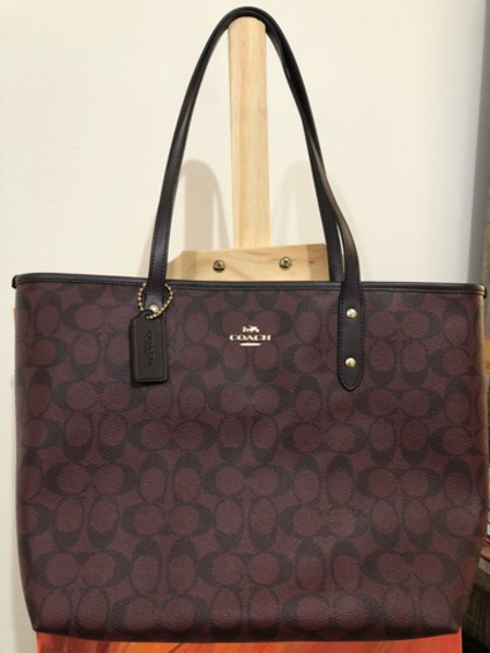 Used Coack Tote Bag in Dubai, UAE