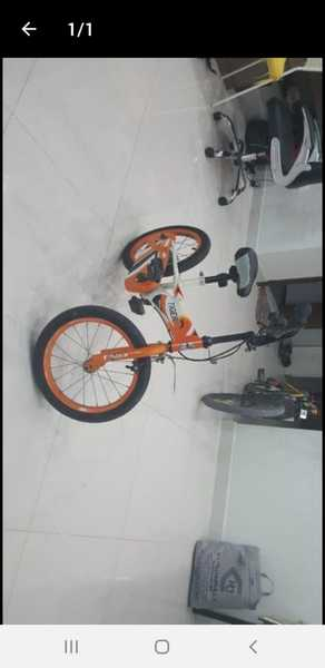 Used Bicycle for kids good condition in Dubai, UAE