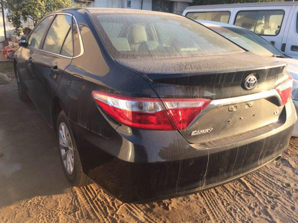 Toyota Camry 2015 No Accident