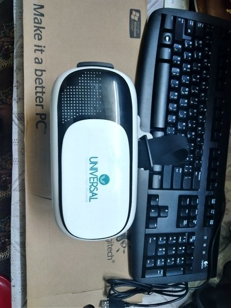 Used New keyboard for PC and VR box in Dubai, UAE