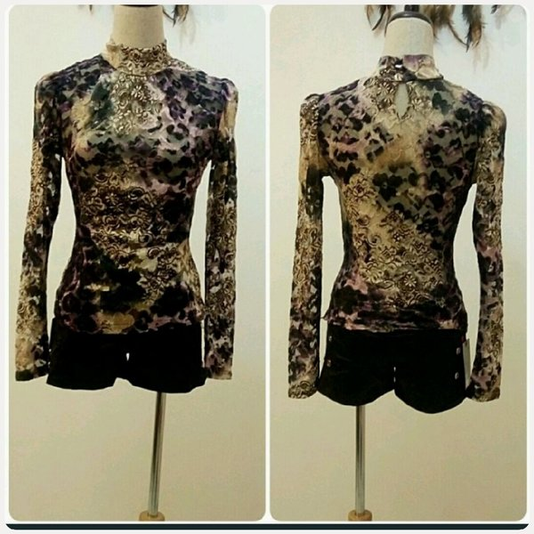 Used Fabulous carini high neck top in Dubai, UAE