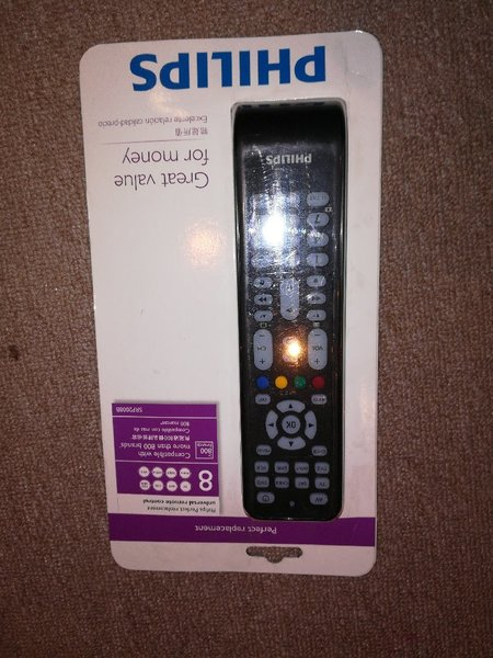 Used Philips Universal Remote Control in Dubai, UAE