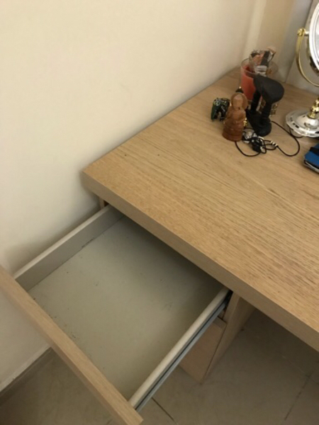 Used IKEA Desk in Dubai, UAE