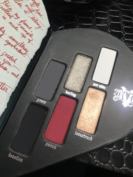 Used Never used eyeshadow kit  in Dubai, UAE
