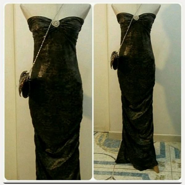 Used Brand New  Chob Long Dress for Her in Dubai, UAE