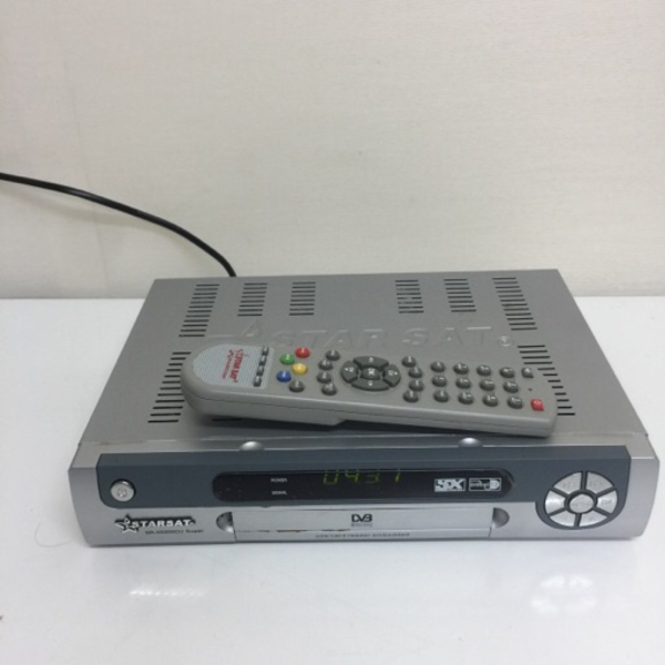 Used Starsat digital satellite receiver  in Dubai, UAE