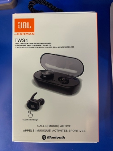 Used JBL TWS4 - Wireless Headset For Sale in Dubai, UAE
