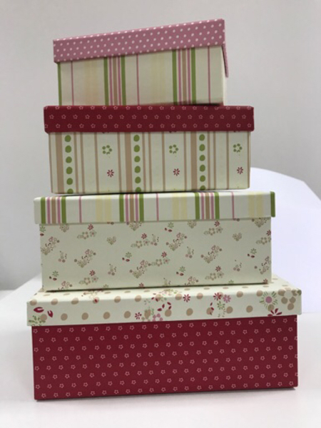 Used Collection of Gift Boxes  in Dubai, UAE