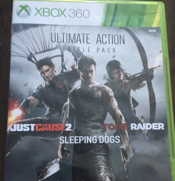 Used Xbox 360 Ultimate Action Game in Dubai, UAE