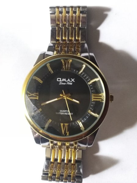 Used OMAX Watch, brand new(1 year warranty) in Dubai, UAE