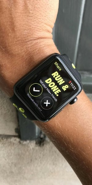 Used Apple watch 3 in Dubai, UAE