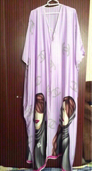 Used Gown - free size  in Dubai, UAE