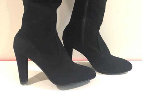 Used New Women's High Boots Size 37. in Dubai, UAE