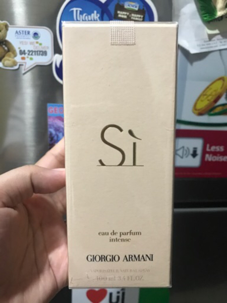 Used Georgio Armani Authentic Perfume. in Dubai, UAE