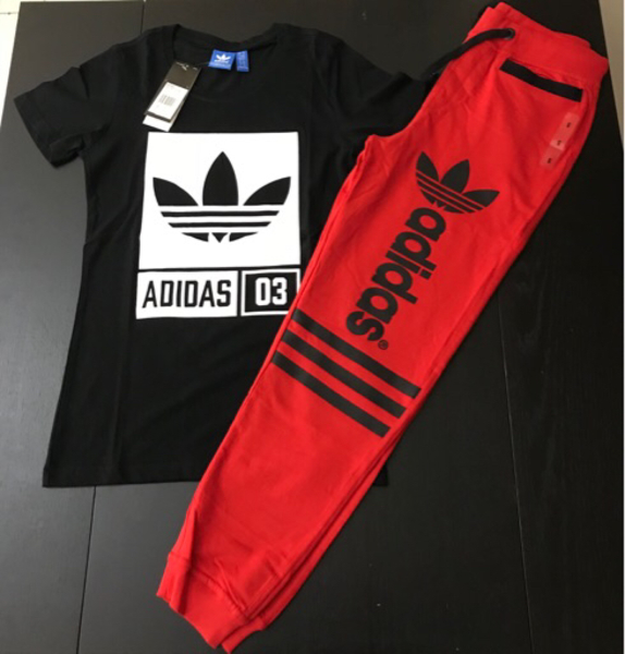 Used Bundle Offer No. 13 Adidas Shirt & Pants in Dubai, UAE