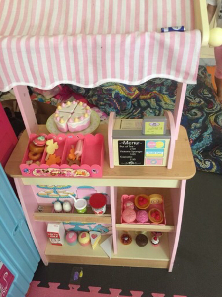 Used Wooden cupcake stand in Dubai, UAE