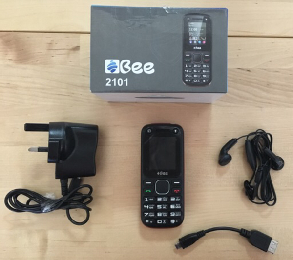 Used Cellphone Bee 2101 - used once ! in Dubai, UAE