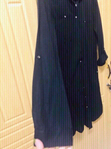 Used Dress Reserved brand size -Small 💙 in Dubai, UAE