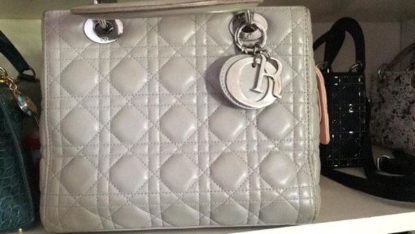 Used Dior bag original in Dubai, UAE