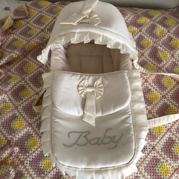 Used Baby Carrier Bed in Dubai, UAE
