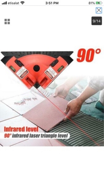 Used 90 degree Laser in Dubai, UAE