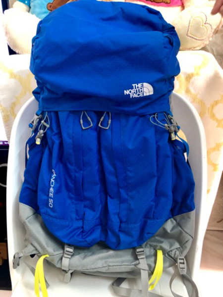 Used The North Face Banchee 50 in Dubai, UAE