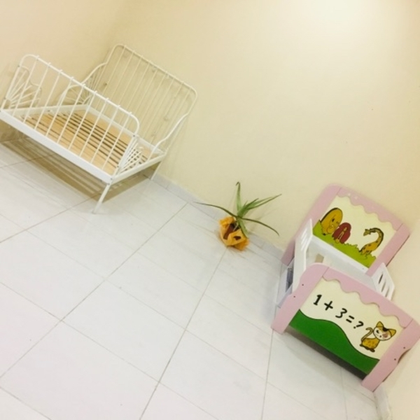 Used IKEA baby bed 260 each in Dubai, UAE