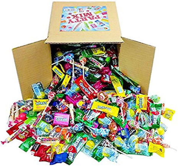 Used Candy party box in Dubai, UAE