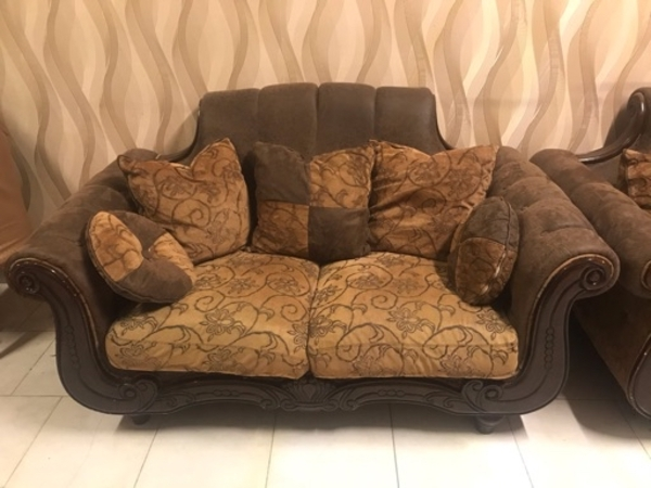 Used 7 Seater Sofa for Sale in Dubai, UAE