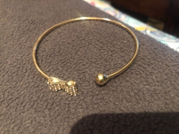 Used Bracelet new. in Dubai, UAE