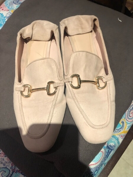 Used Ladies loafers. Size 41 in Dubai, UAE