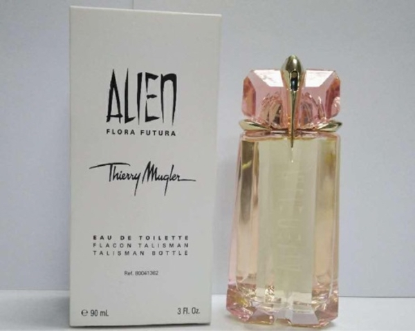 Used Tester perfume Alien new sealed in Dubai, UAE