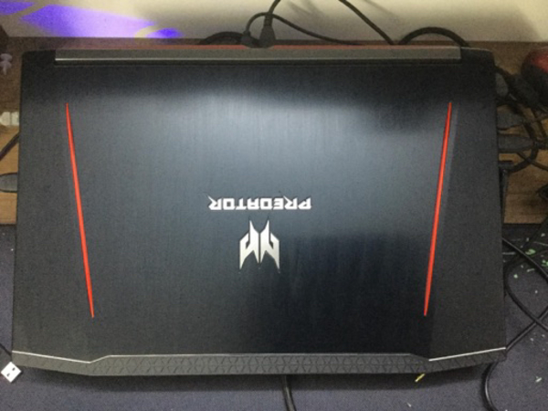 Used Acer Helios 300 Gaming Laptop in Dubai, UAE